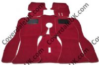 Alfa Romeo 1600 GT Junior 1972 to 1977 Carpet Set -  Wessex Wool Range